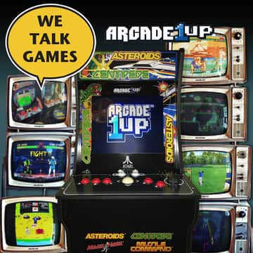 We Talk Games: We Talk Games 2,208 ARCADE1UP | Luminary