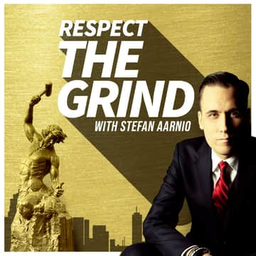 Respect The Grind with Stefan Aarnio | Listen on Luminary